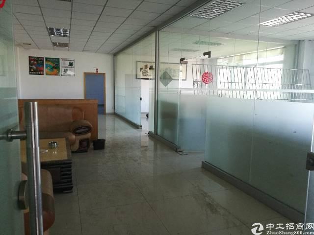 西乡九围标准厂房楼上1000平米出租