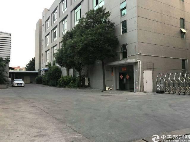 福永桥头,二楼1650平方,精装修办公室,形象一流,-图3