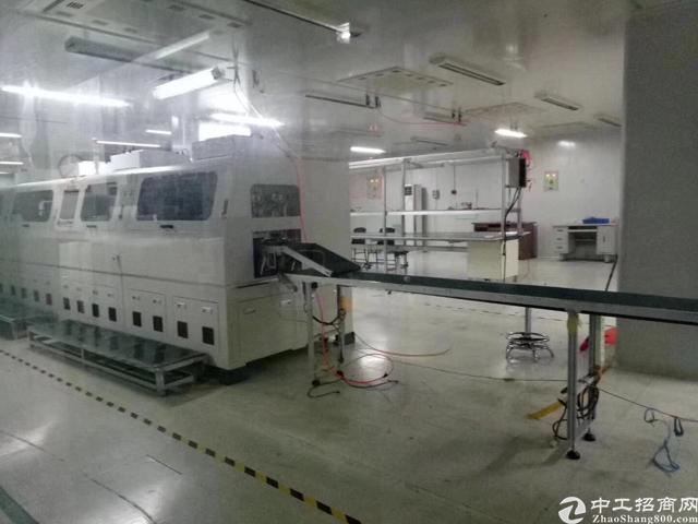 观澜福民最新厂房600平方带装修
