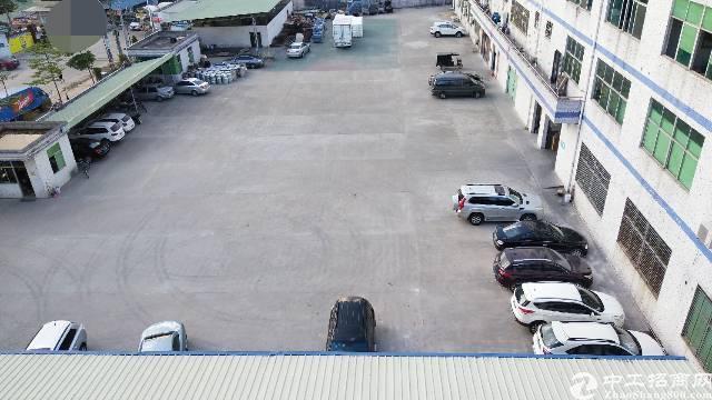 惠州秋长白石独院内标准厂房出租一楼1900平米