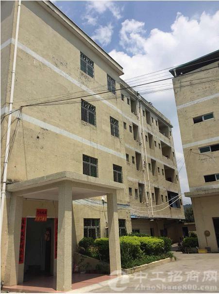 谢岗镇占地 4500 ㎡ 建筑 6500 ㎡村委合同厂房出售
