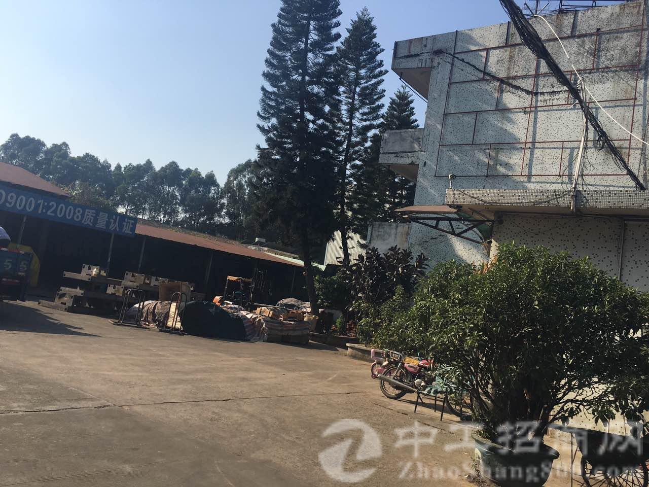 大朗镇占地 8.3 亩,建筑 4500 ㎡村委合同厂房出售