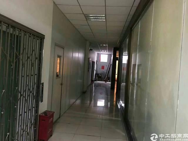 福永桥头,二楼1650平方,精装修办公室,形象一流,