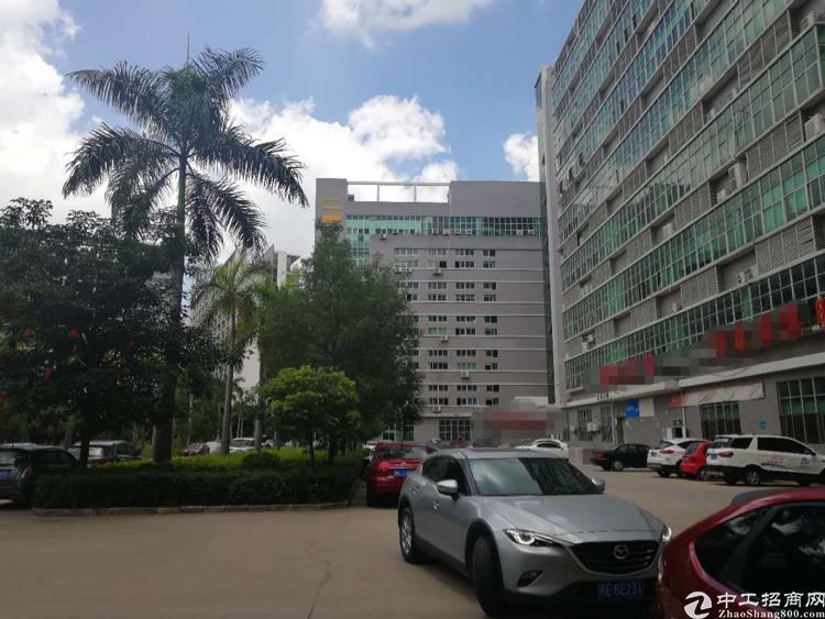 龙华新区整层1800平厂房招租