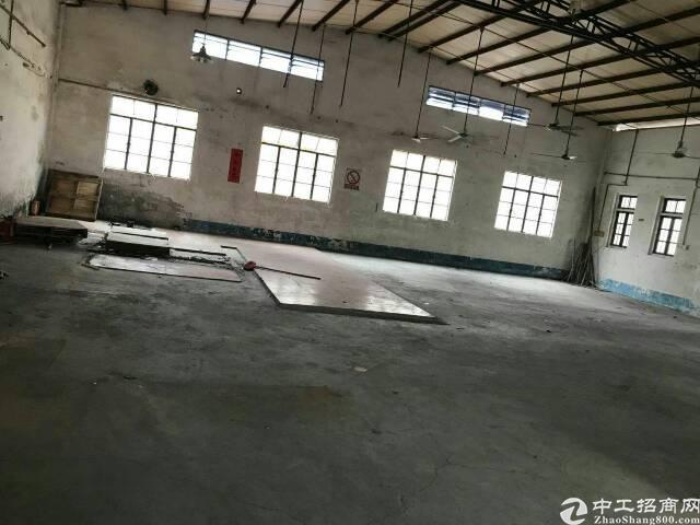 茶山镇新出原房东300平独栋厂房