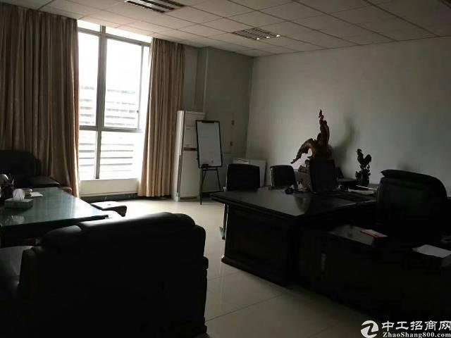 福永桥头,二楼1650平方,精装修办公室,形象一流,-图4