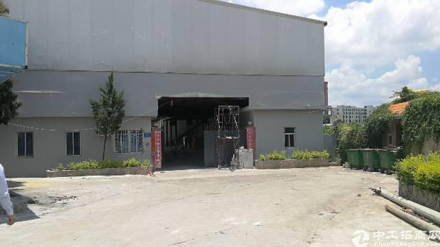 东莞市凤岗镇原房钢结构厂房有环评