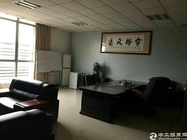 福永桥头,二楼1650平方,精装修办公室,形象一流,-图2