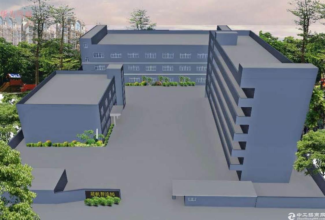惠州市博罗县新出可做家具等厂房