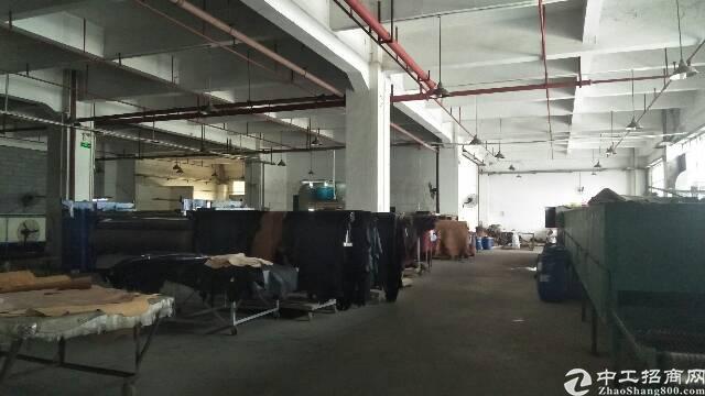 道滘成熟工业区内分租一楼厂房6米高