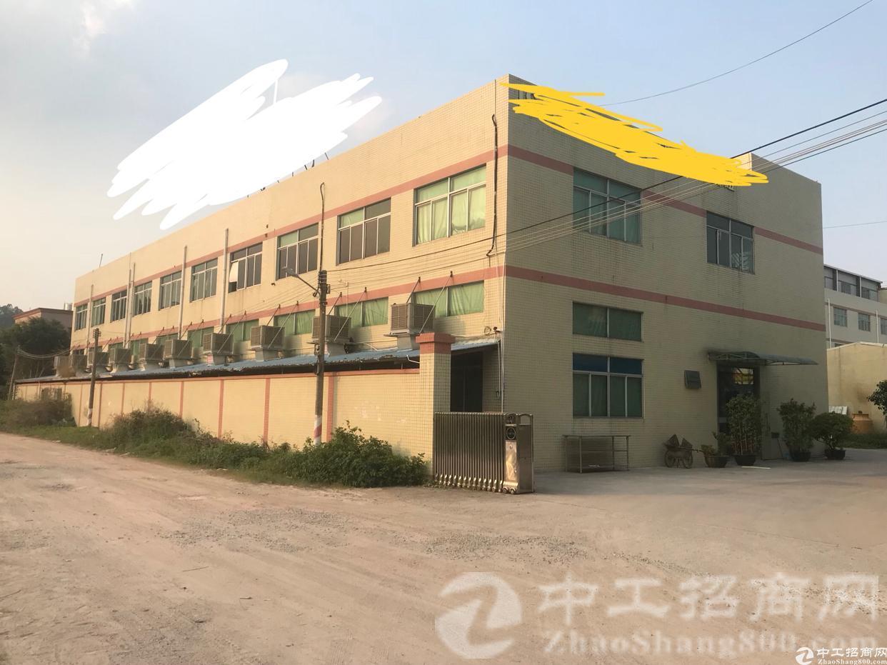 横沥镇三江工业区占地 4000 ㎡建筑 6000 ㎡国有产权