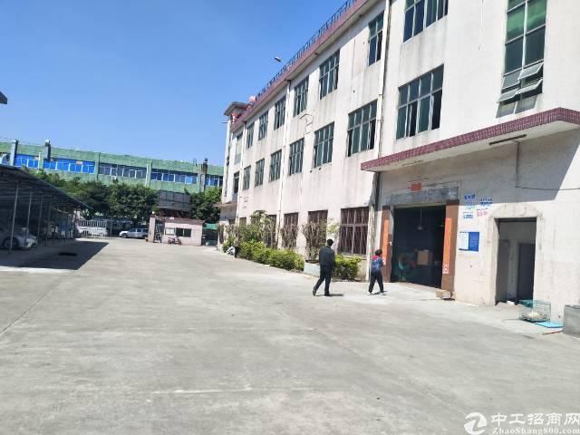 沙三工业区新出一楼一整层1850平方7米高村委厂房出租