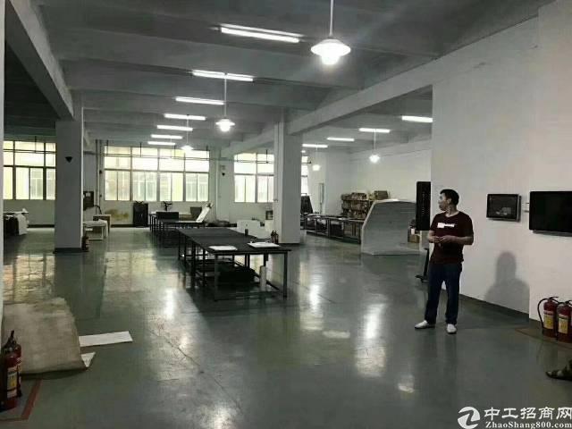 ️福永凤凰107国道 2楼 680平米,带精装修,地坪漆,现-图2