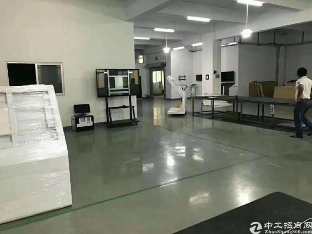 ️福永凤凰107国道 2楼 680平米,带精装修,地坪漆,现-图5