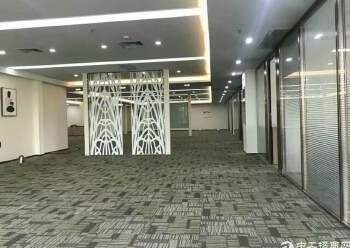 宝华地铁口50米甲级写字楼240平米精装修出租图片3