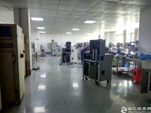 沙井共和楼上2100平精装修厂房招租-图3