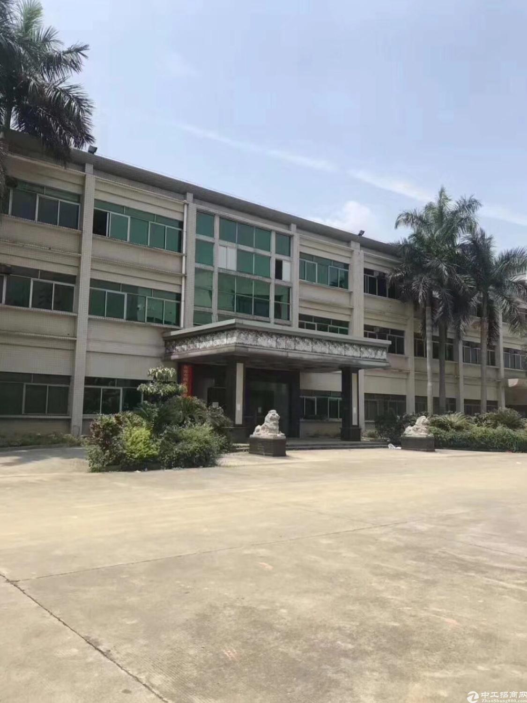 惠州市惠城区三栋镇新出12,000平花园式独院标准厂房出租-图3