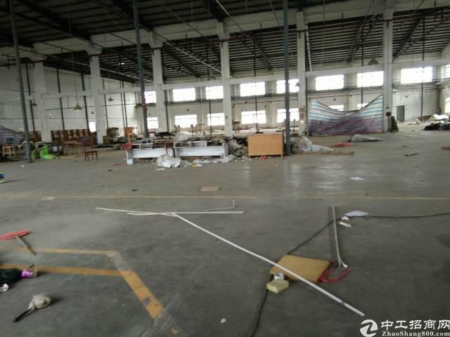 层高6米标准厂房+滴水8米铁皮