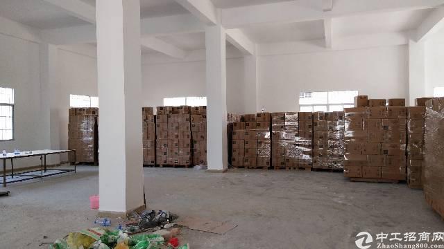惠阳秋长白石标准厂房一楼400平米出租-图2