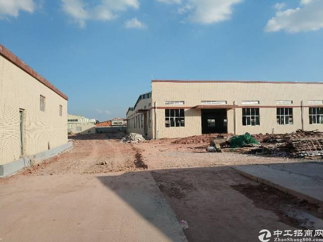 深圳坪山钢构厂房出租2600平
