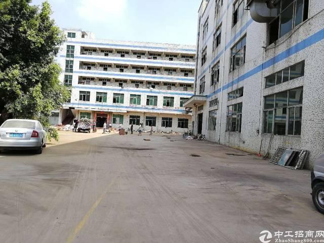 宝安光明公明玉律独院厂房6800平方招租