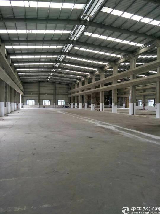 英光村全新钢构厂房15000平方