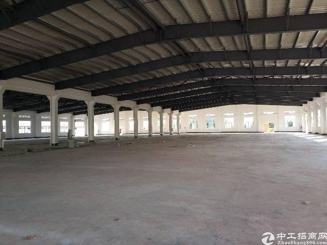 深圳坪山钢构厂房出租2600平-图2
