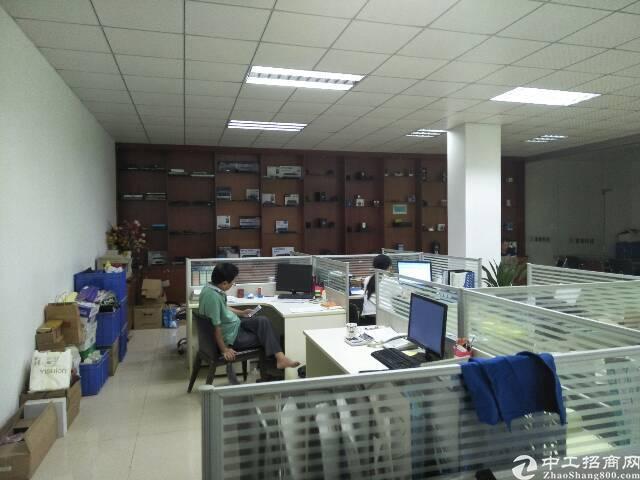 福永正中工业园楼上800平方厂房出租