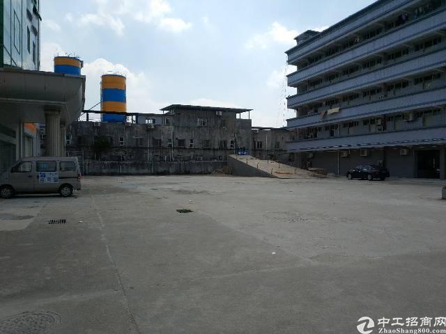 深圳坪山独院标准厂房出租8100平-图2