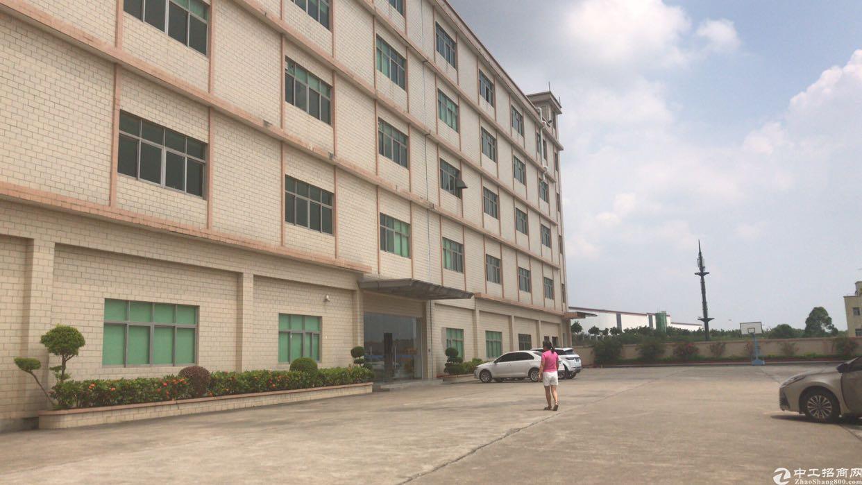 南联第五工业区,楼上1500平方,带装修出租