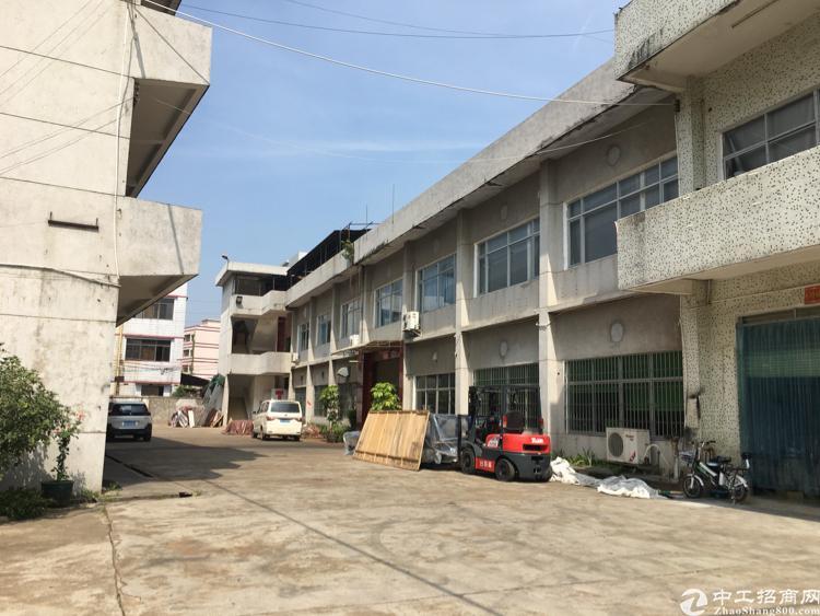 横沥镇租客分组实际面积550平方厂房一楼