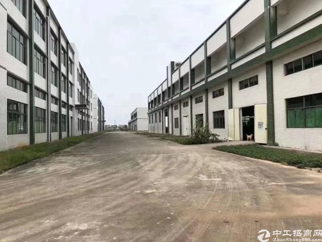 东莞松山湖片区红本双证厂房6200平业主急售