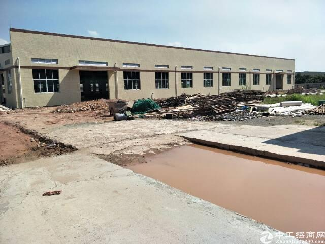 东莞市新建钢构厂房8000平米出售