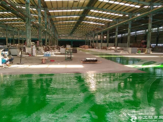 龙岗坪地滴水9米高钢构8000平出租