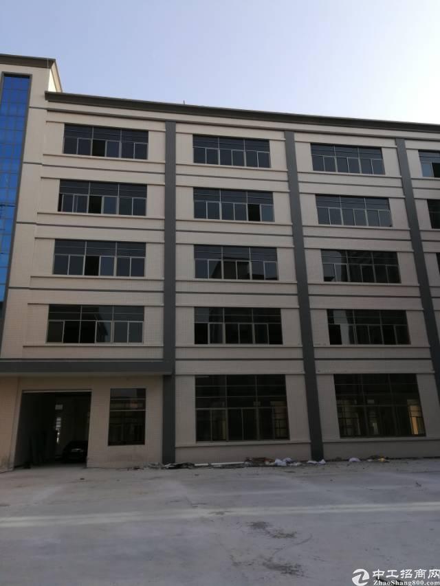 石排镇标准厂房8000平方出租
