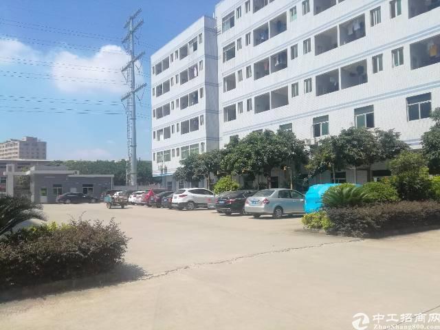 坪山大工业区原房东有红本楼上1600平出租