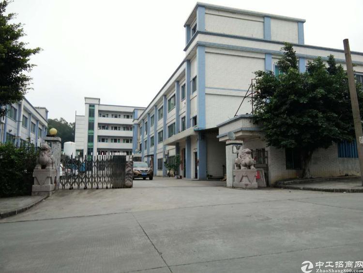 横沥镇三江工业区一楼6米高厂房1500平方出租