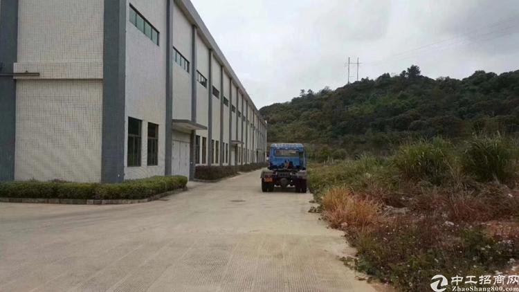 惠州博罗县新出单一层厂房出售