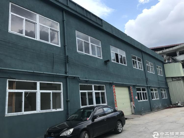 独门独院1-2层厂房2200平