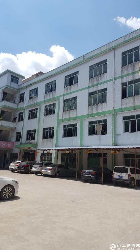 黄江镇标准厂房楼上一整层出租
