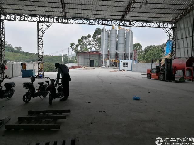 寮步镇2000铁皮房招租