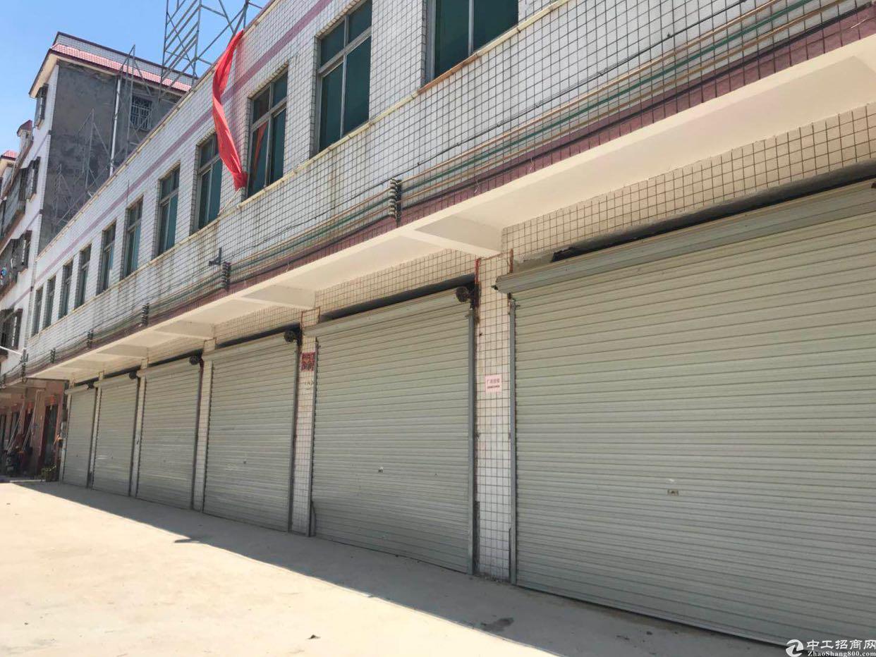 小金口中心位置1000平方独门独院厂房出租
