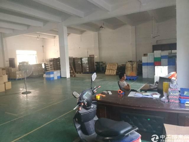 福永白石厦107国道边大园区新出一楼厂房850平方招租-图4
