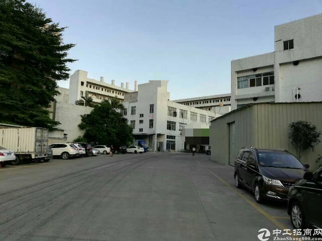 东莞市南城区成熟园区内标准厂房
