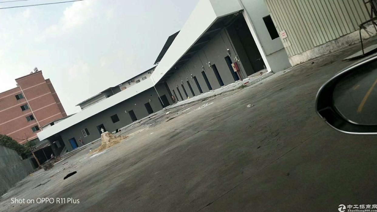 东城新出原房东单一层钢构3800平方,空地大