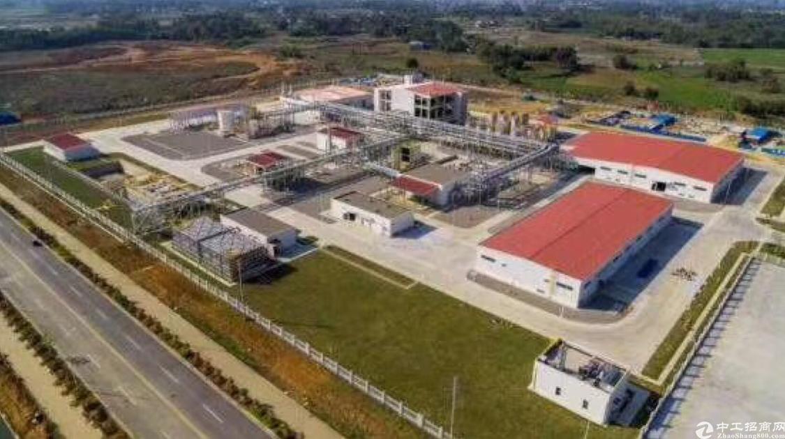 65亩工业用地18万/亩出售