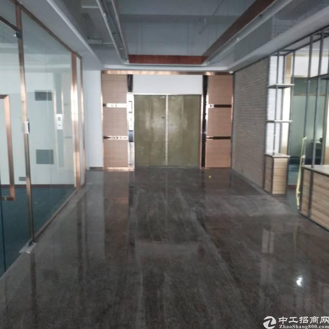 福永怀德107国道旁精装写字楼特价出租