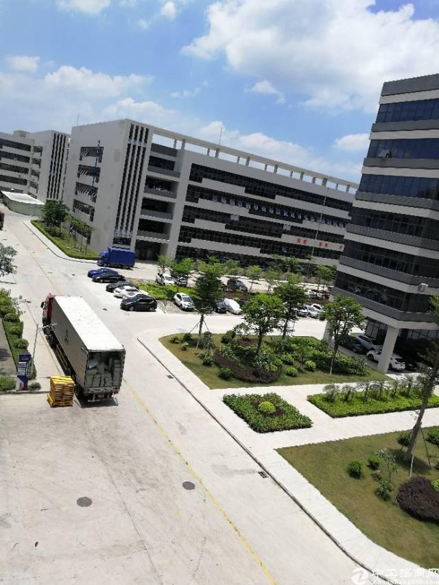 惠州新出单层7000平米花园式标准厂房