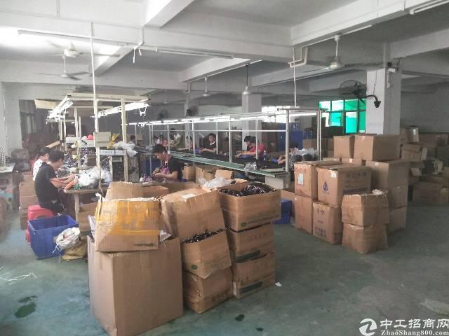 宝安红本1613平米,村委合同1100平米厂房出售