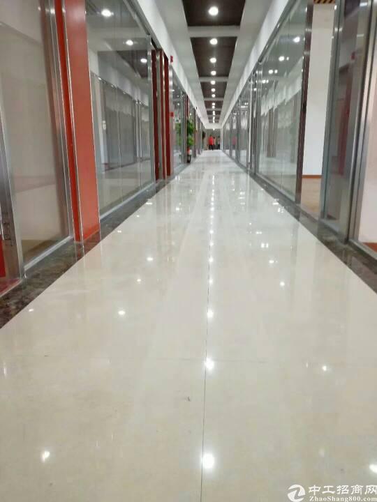 (出租)光明新区精装修写字楼带红本可注册公司